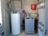 монтаж отопления в Абакане