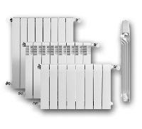 установка радиатора в Абакане